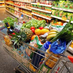 Магазины продуктов Рославля