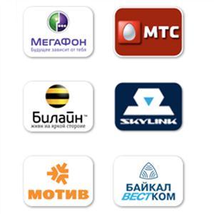 Операторы сотовой связи Рославля