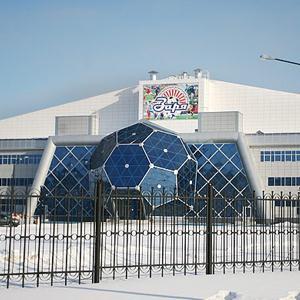 Спортивные комплексы Рославля