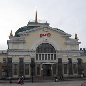 Железнодорожные вокзалы Рославля